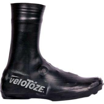 veloToze Tall MTB Shoe Covers Black