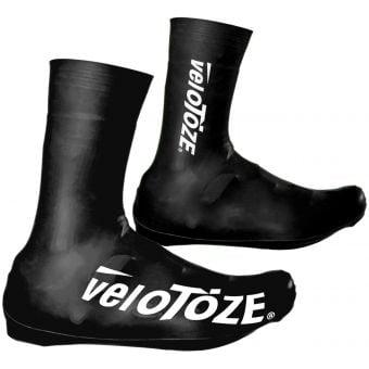 veloToze Tall Road 2.0 Shoe Covers Black Small