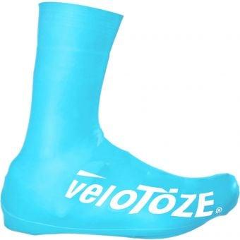 veloToze Tall Road 2.0 Shoe Covers Blue