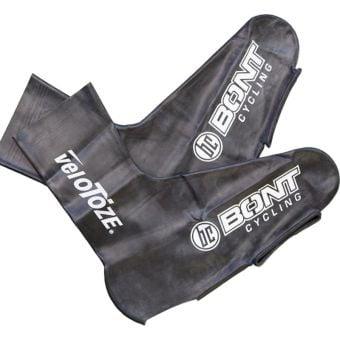 veloToze Bont Tall Road Shoe Covers Black