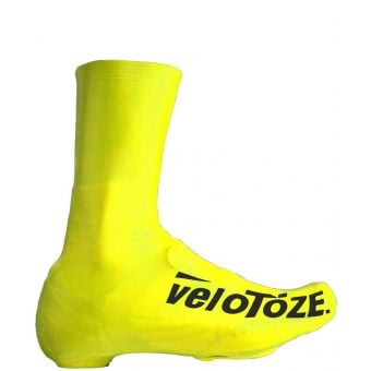 veloToze Tall Shoe Covers Day Glo Yellow 2016 Small