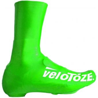 VeloToze Tall Shoe Covers Green Small