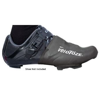 veloToze Toe Covers One Size Black