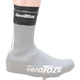 veloToze Waterproof Shoe Cover Cuff Black