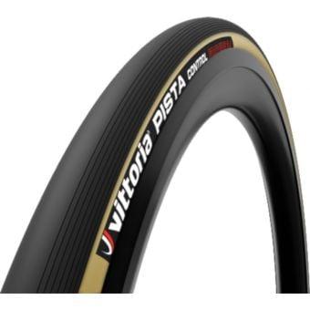 Vittoria Pista Control 700x23c Graphene 2.0 Folding Tyre Black