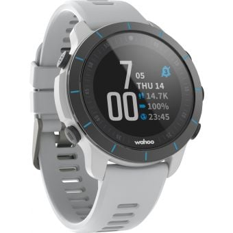 Wahoo ELEMNT RIVAL Multisport GPS Fitness Watch Kona White
