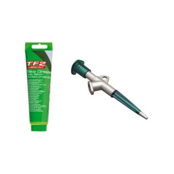 Weldtite Grease Gun and Grease Pack