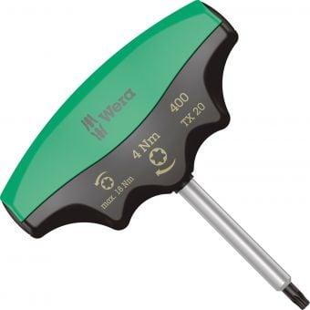 Wera 400 T20 4.0Nm Torque Indicator Tool
