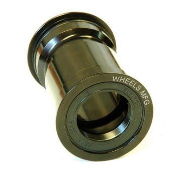 Wheels MFG PressFit 30 Bottom Bracket Black