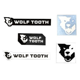 Wolf Tooth Decal Pack