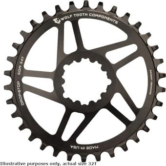 Wolf Tooth SRAM DirectMount Boost Chainring 32T