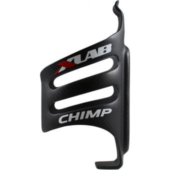 XLab Chimp Bottle Cage Carbon Matte Black