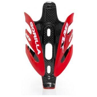 XLab Gorilla 10 Carbon Bottle Cage Red/Black