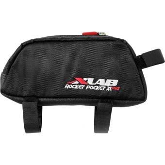 XLab Rocket Pocket XL Plus Nutrition Bag Black