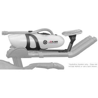 XLab Torpedo Versa Slim Hydration System Clear