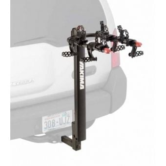 Yakima DoubleDown Hitch Mount 4 Bike Carrier