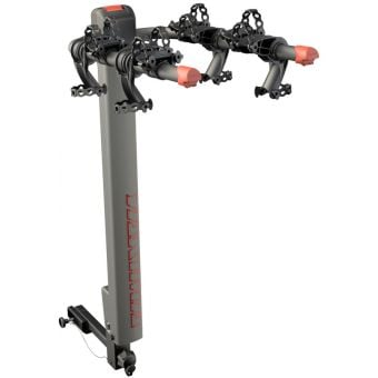 Yakima DoubleDown Ace Hitch Mount 4 Bike Carrier