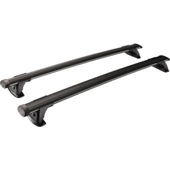 Yakima Thrubar MD Aerodynamic Roof Bars (Pair) Black