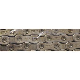 "YBN S11 1/2"" x 11/128"" 11 Speed 116L Chain Silver"