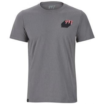 YT Block SS T-Shirt Asphalt Grey
