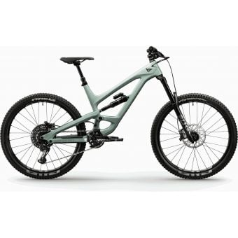 YT CAPRA 27 Carbon Pro MTB Ghostship Green 2020