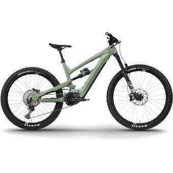 YT DECOY Core 3 MX Carbon/Alloy E-MTB Ice Green Small