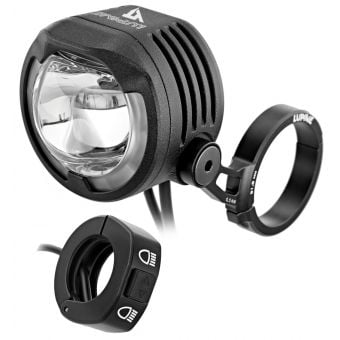 YT DECOY E-MTB Lupine SL SF 1300lm Hard Wired Front Light Black