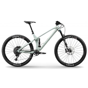 YT IZZO Carbon Pro MTB Ghostship Green 2020