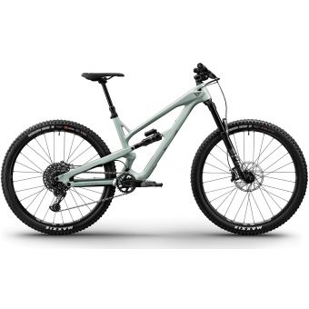 YT JEFFSY 29 Carbon Pro MTB Ghostship Green 2020