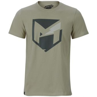 YT Mob Big Logo SS T-Shirt Olive Green