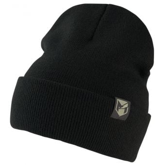 YT Mob Knitted Beanie Anthracite