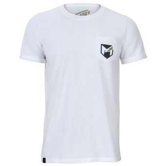 YT Mob Pocket SS T-Shirt White