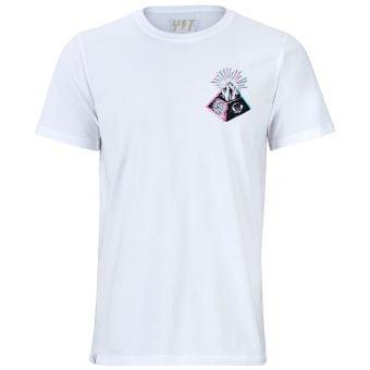 YT Pyramid SS T-Shirt White