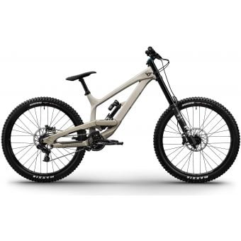 YT TUES 27 Alloy Comp DH MTB Dune Grey 2020