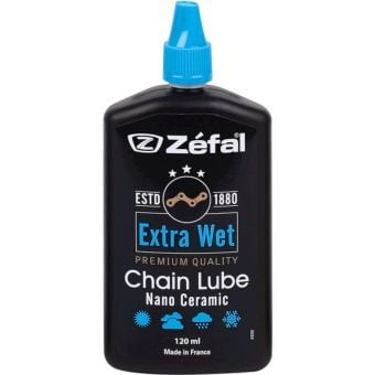 Zefal Extra Wet Chain Lube 120ml