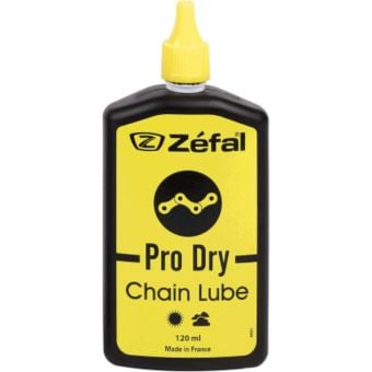 Zefal Pro Dry Chain Lube 120ml