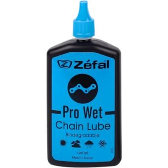 Zefal Pro Wet Chain Lube 120ml