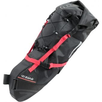 Zefal Z Adventure R17 Saddle Bag Black/Red