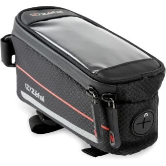 Zefal Z-Console Pack Medium Top Tube Bag Black/Red