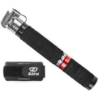 Zefal Z Cross XL MTB 116psi Telescopic Mini Pump Black