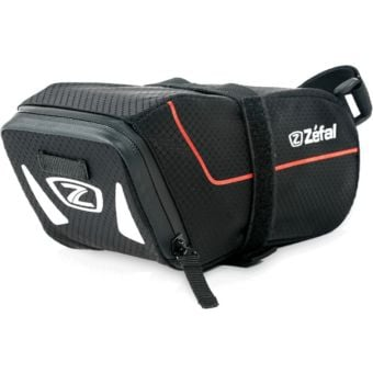 Zefal Z Light Large Saddle Bag Black/Red