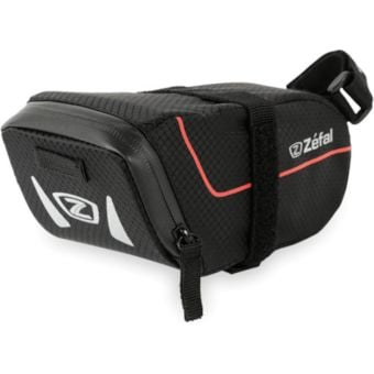 Zefal Z Light Medium Saddle Bag Black/Red