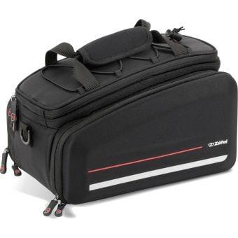 Zefal Z Traveller 80 Rear Rack Bag 32L Black/Red