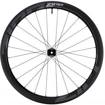 Zipp 303 S Carbon Clincher Disc Brake Tubeless Front Wheel Black