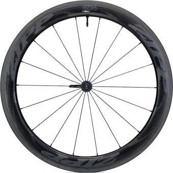 Zipp 404 NSW RB Tubeless Carbon Clincher Front Wheel Black