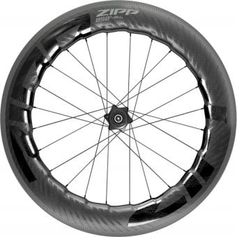 Zipp 858 NSW Rear Tubeless Rim Brake Carbon Wheel (SRAM/Shimano)