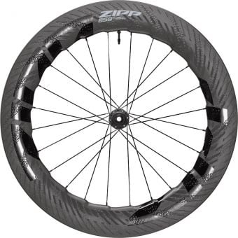 Zipp 858 NSW Tubeless Disc Brake Carbon Front Wheel