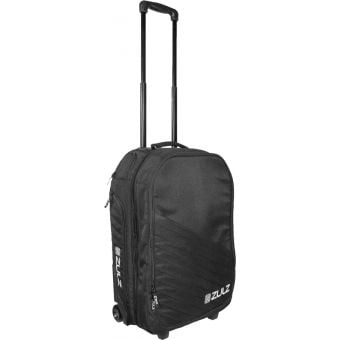ZULZ Primetime Carryon Travel Bag Black Stitching