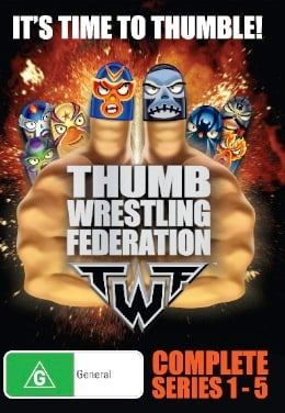 Phillipines thumb wrestling federation