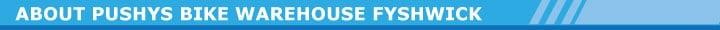 About PushysBikeWarehouse.com.au